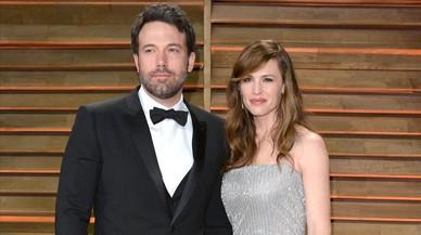 Ben Affleck i Jennifer Garner, feliç divorci