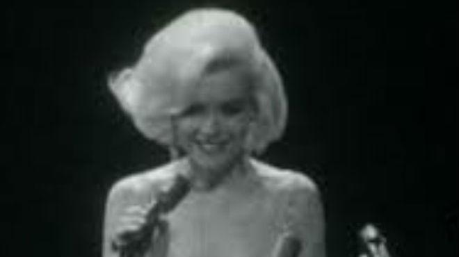 Marilyn Monroe, en una actuación ya mítica