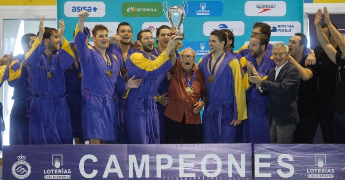 El Atlètic Barceloneta gana su 12ª Liga consecutiva y deja al Sabadell sin ninguna