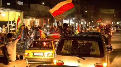 Bagdad ordena la detenció del comitè electoral del referèndum del Kurdistan