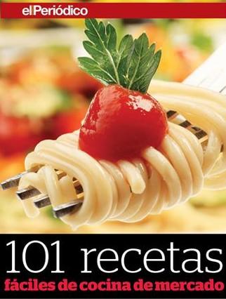 EL PERI�DICO publica el libro electr�nico '101 recetas f�ciles de cocina de mercado'