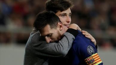 L'Olympiacos-Barcelona de la Champions, en directe 'on line'