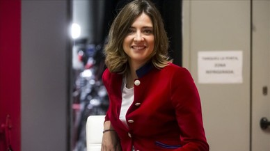 Sandra Barneda, operada del menisco
