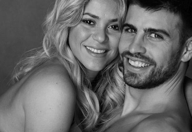 Shakira y Piqu� agradecen el �xito del 'Baby Shower' para ayudar a los ni�os