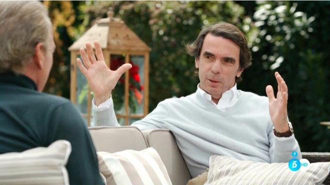 Aznar o la esferificación de la albóndiga