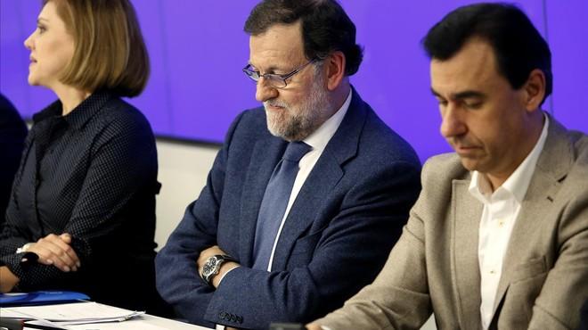 El PP respira alleujat però espera que Soria doni més explicacions