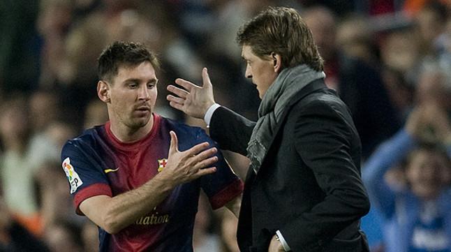 "Messi: ""Sin Tito no era lo mismo"""