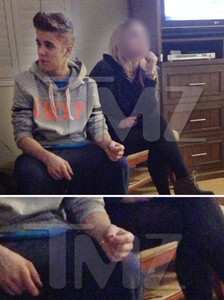 Pillan a Justin Bieber fumando marihuana