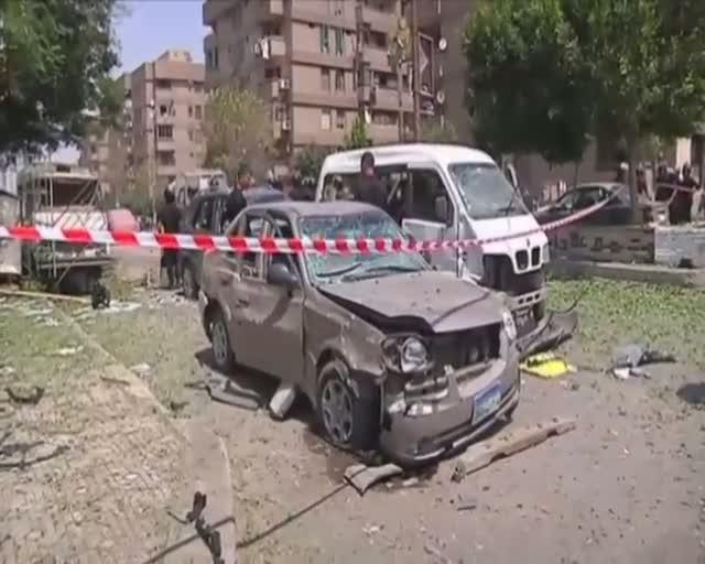 El ministre de l'Interior egipci surt il·lès d'un atemptat amb bomba