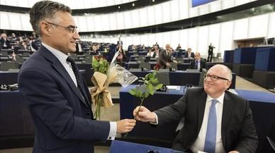 """La UE pressiona: """"És el moment de parlar"""" sobre Catalunya"""