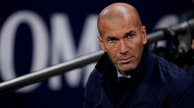 Zidane, al centre de la diana