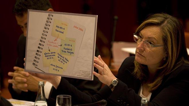 Cuando ERC fustigaba a CDC en la comisión del 'caso Palau'