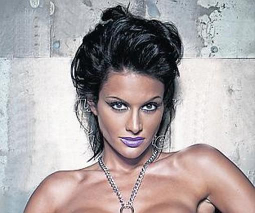 Veronika Balint, 'chica Interviú' 2013