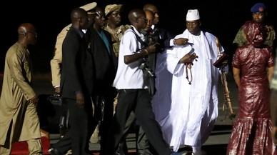 El caos i la confusió s'apoderen de Gàmbia