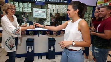 El EuroMillones deja 190 millones en Las Palmas de Gran Canaria