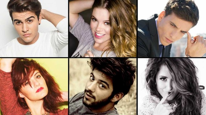 TVE demana a tres dels seus candidats a Eurovisió que incloguin el castellà en les seves cançons