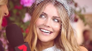 Kitty Spencer, una 'princesa' a la xarxa