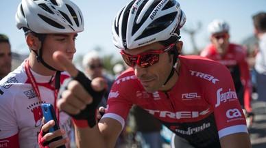 """Alberto Contador: """"Encara tinc corda i molta il·lusió per a estona"""""""