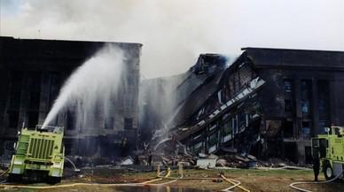 L'FBI difon fotos inèdites de com va quedar el Pentàgon després de l'atac de l'11-S