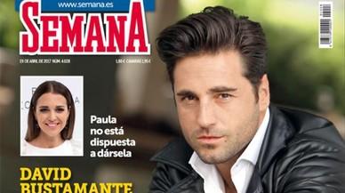 Bustamante lluitarà per la custòdia compartida de la seva filla Daniela