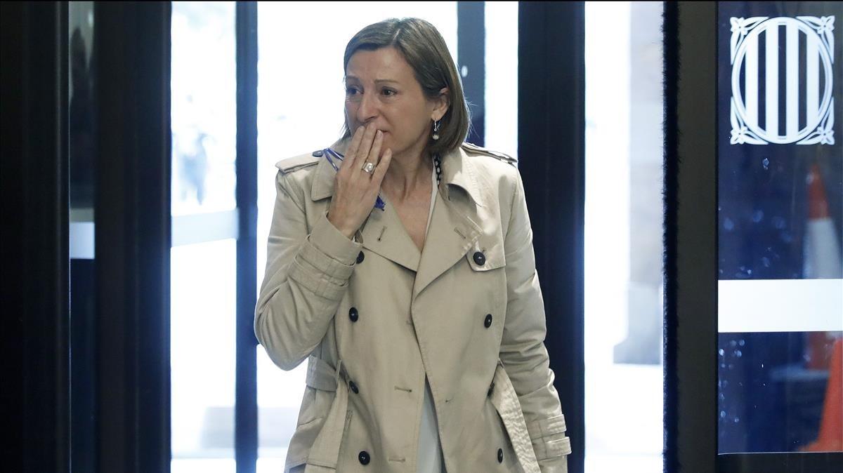 zentauroepp40800414 graf249 barcelona 03 11 2017 la presidenta del parlament171103124133