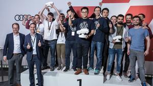Ganadores de la Copa Audi de Conducción Autónoma 2017