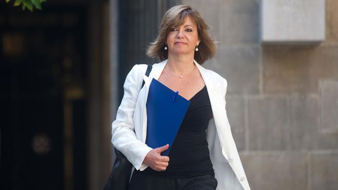 Audio de la declaración de Meritxell Borràs en la Audiencia Nacional, ante la jueza Lamela.