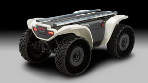 Honda presenta sus dispositivos robóticos en el CES 2018
