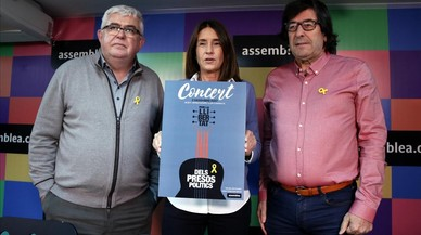 L'ANC organitza un concert per recaptar fons per a la caixa de solidaritat