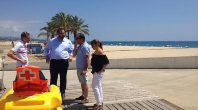 Mataró hace las playas más accesibles
