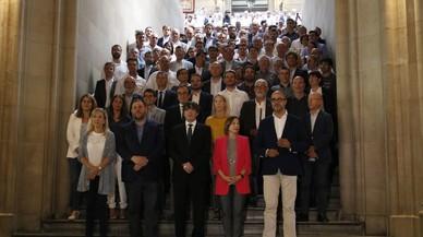 Parlar en nom de Catalunya