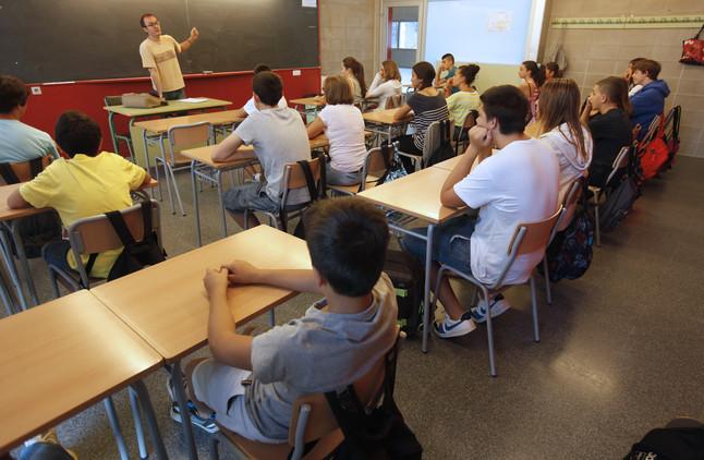 España encabeza el fracaso escolar en Europa