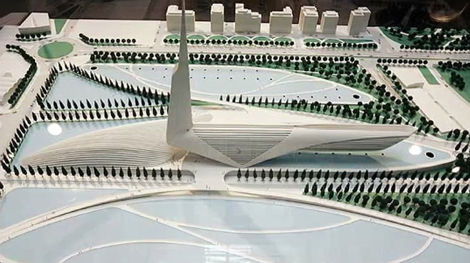 Calatrava, imputat pel cas del Centre de Convencions de Castelló