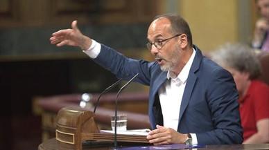 El PDECat forzará el miércoles una votación en el Congreso sobre el referéndum