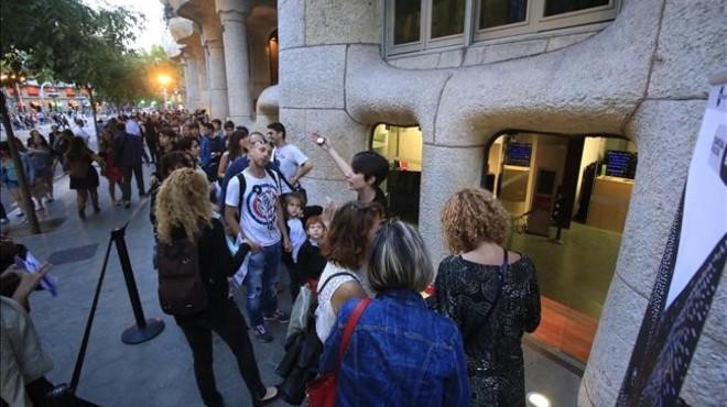 La Nit dels Museus convoca a 83 centros culturales de Barcelona