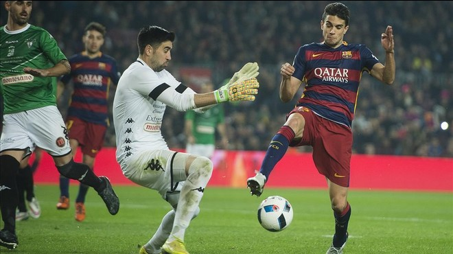 Bartra pot deixar el Barça per vuit milions