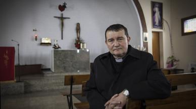 """Un sacerdot de l'Hospitalet predica que """"l'homosexualitat és un pecat gravíssim"""""""