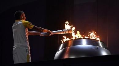 Vanderlei de Lima, l'atleta que ha encès el peveter dels Jocs Olímpics de Rio