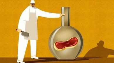 ¿Carn artificial contra la fam?