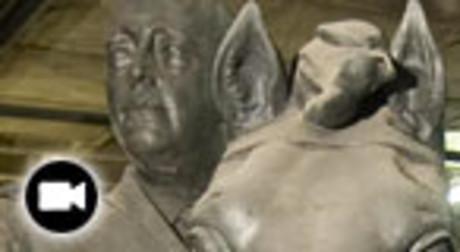 Franco deja tras 45 años el fortín de Montjuïc con destino al almacén