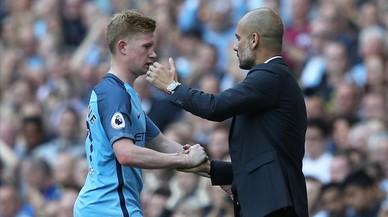 El City torna a golejar i domina la Premier amb el cinquè triomf consecutiu