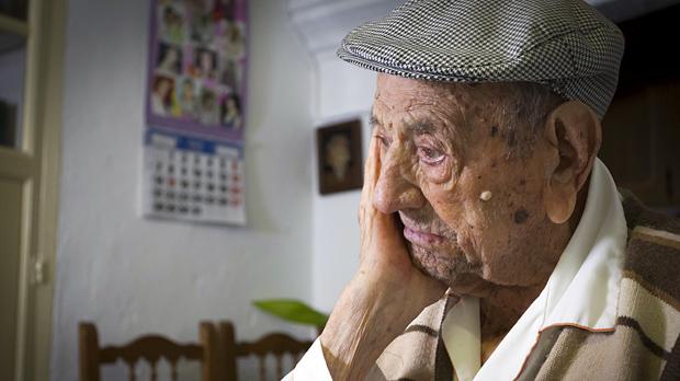 Un extremeny de 112 anys, l'home més longeu del món