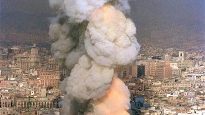 Així va ser l'incendi del Liceu de Barcelona