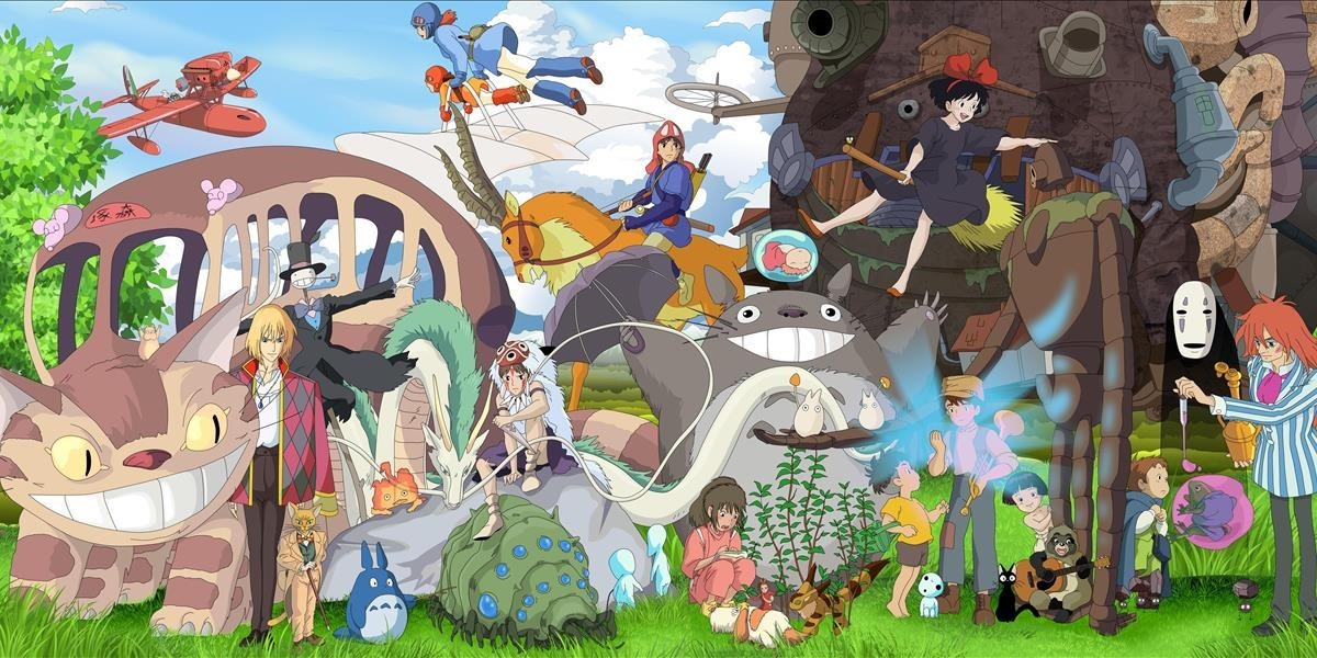 Ghibli, el final de un sue�o