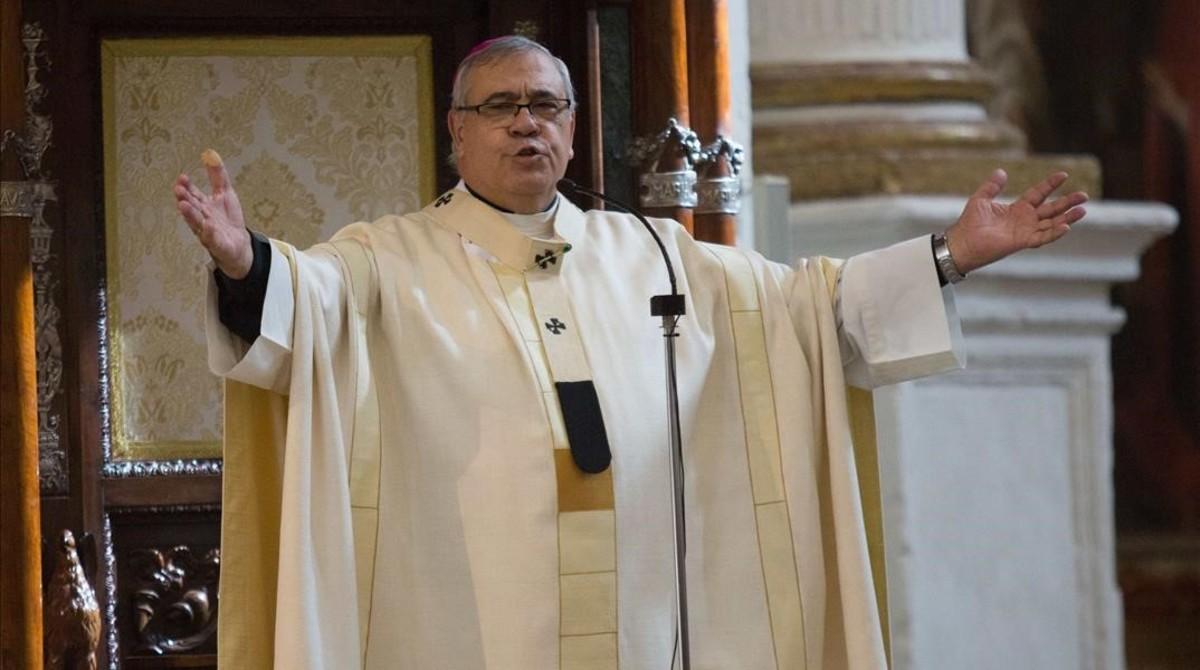 """El arzobispo de Granada sobre las políticas de igualdad: """"Son una patología"""""""