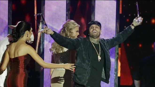 Enrique Iglesias, Nicky Jam i Paulina Rubio, protagonistes dels Billboard llatins