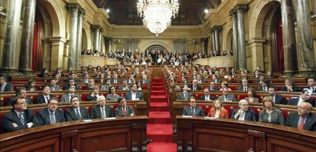 Los grupos del Parlament se reparten 15 millones de euros en subvenciones
