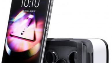 Alcatelonetouch recupera tono con Idol4, móvil para realidad virtual