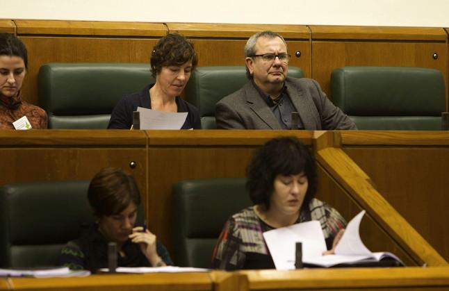 Un abogado de presos de ETA, senador vasco