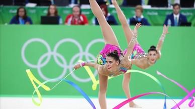 La rítmica espanyola també es consagra a Rio